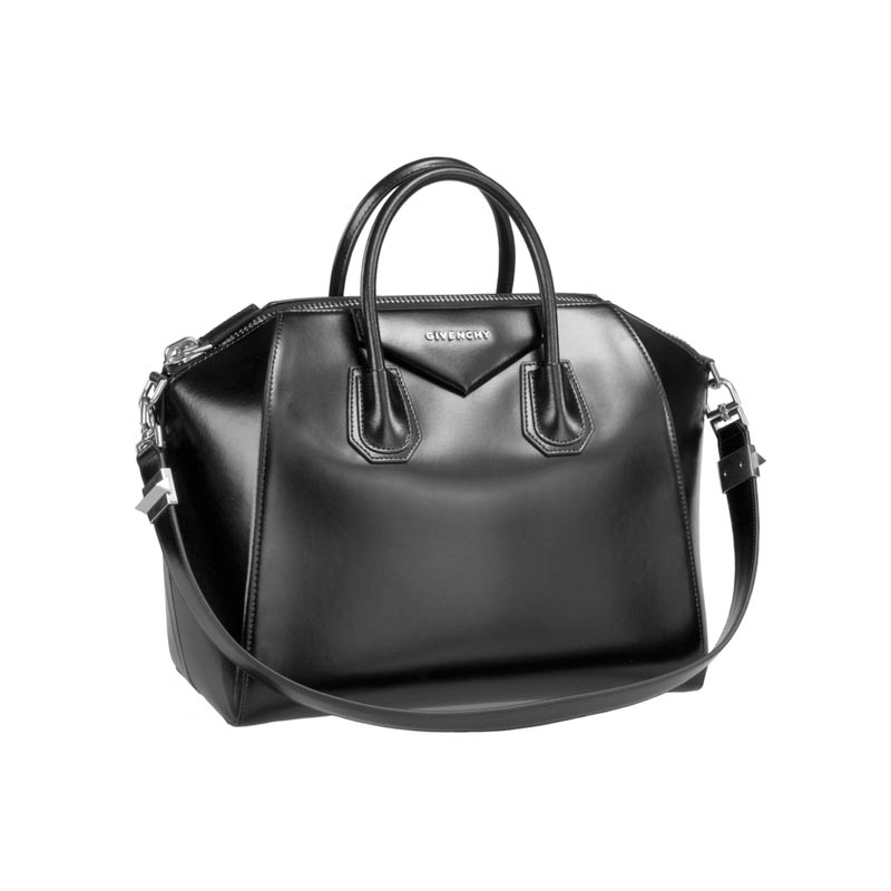 141c9cca8d Givenchy Antigona black medium Matte Burgundy Leather – Shop Naija